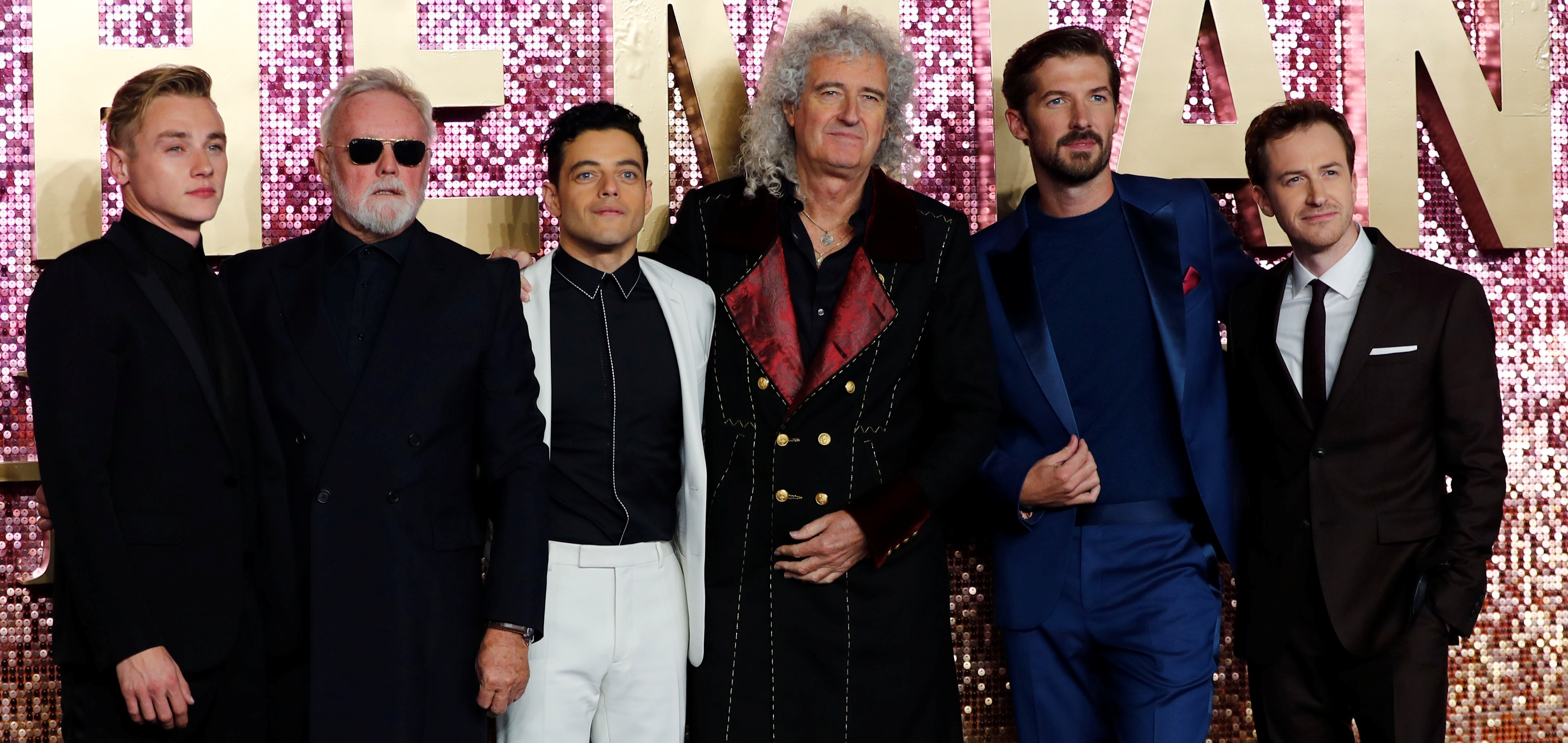 'Bohemian Rhapsody' movie world premiere