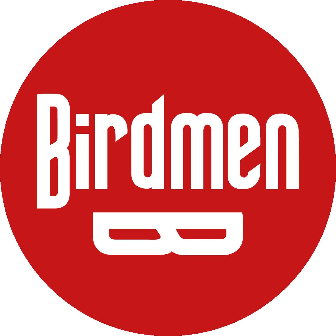Birdmen logo cerchio nuovo