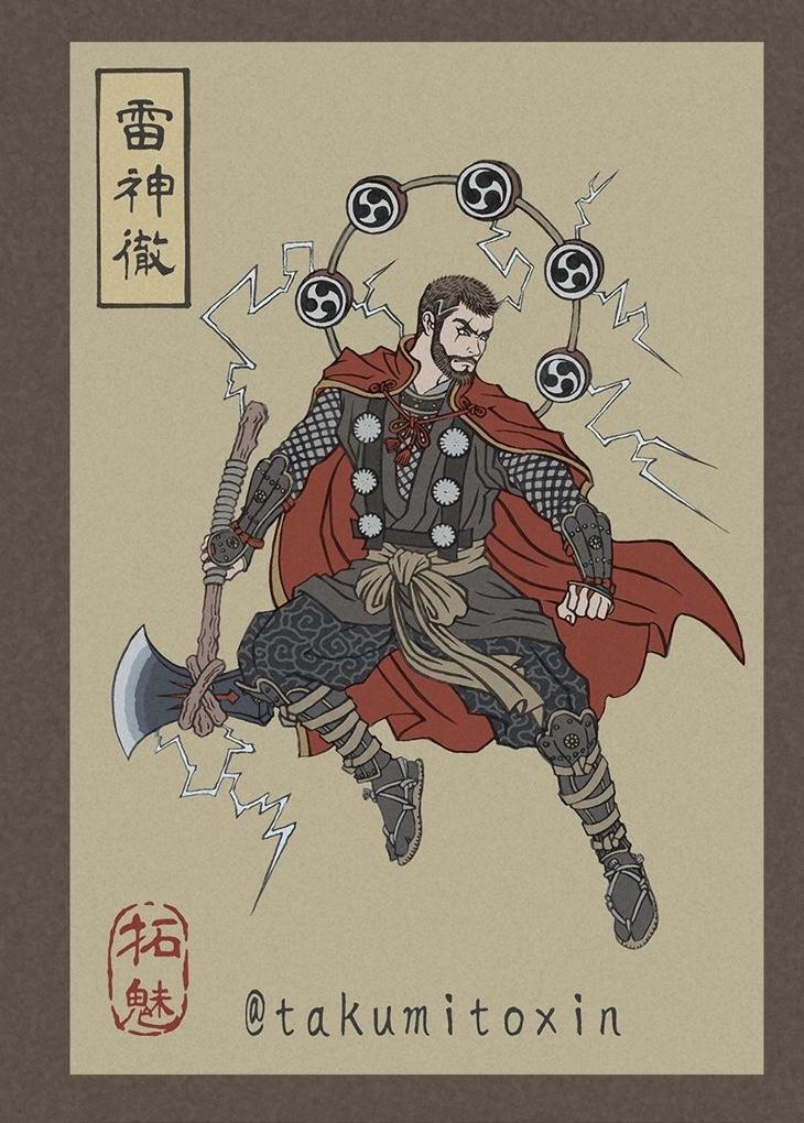 Thanos-Avengers-stampe-giapponesi