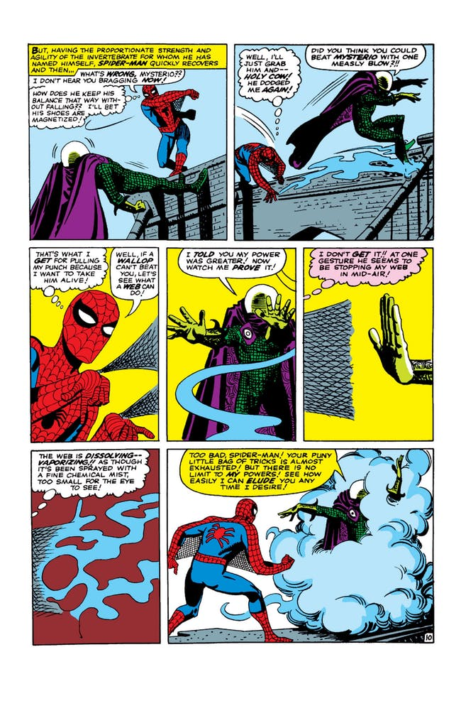 from-the-amazing-spider-man-13-illustrated-by-steve-ditko