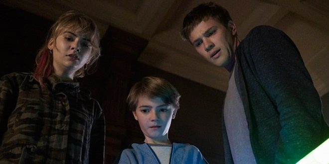 Locke & Key Netflix Recensione Birdmen Cast Bode