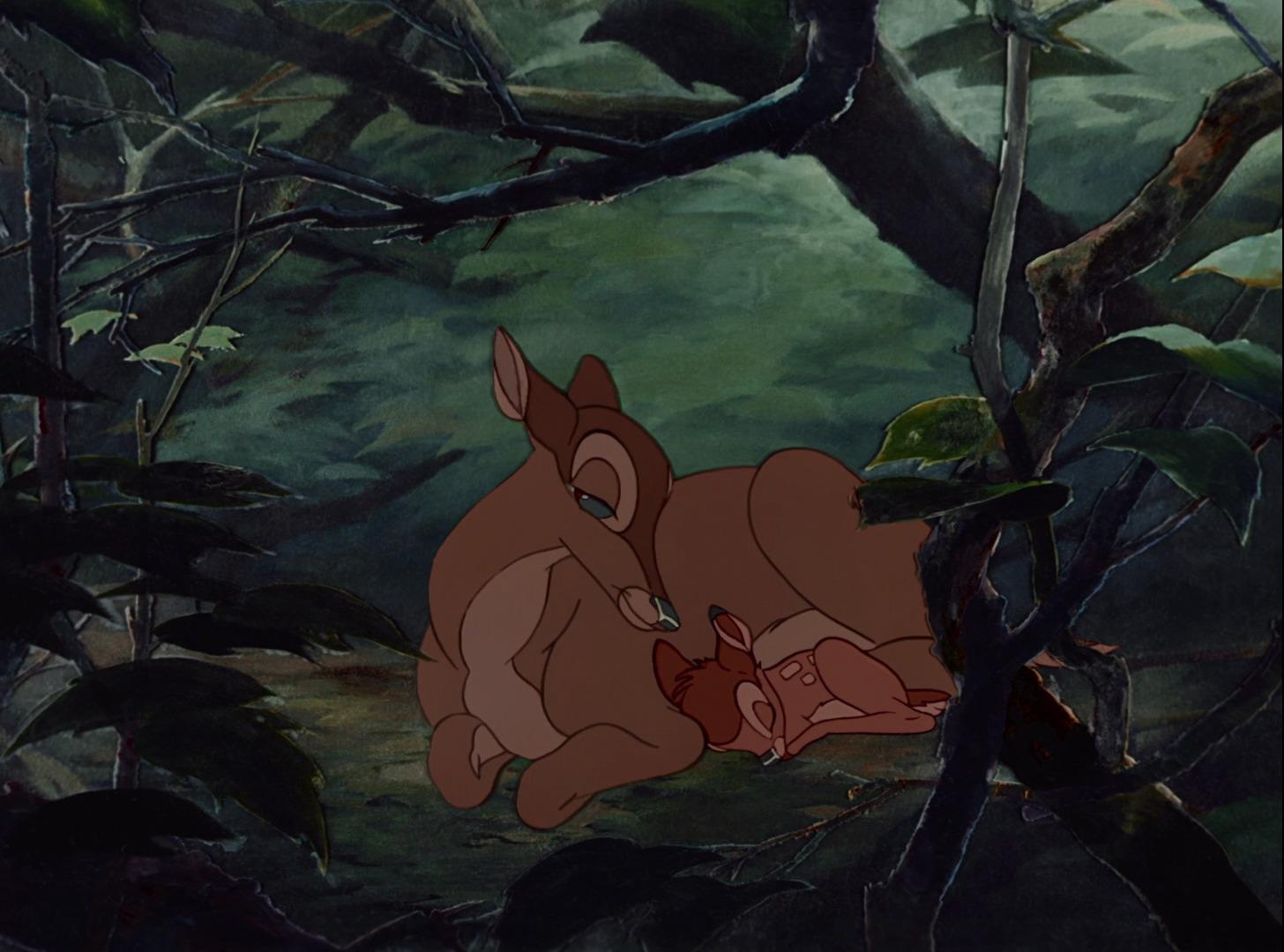 Bambi-Animazione