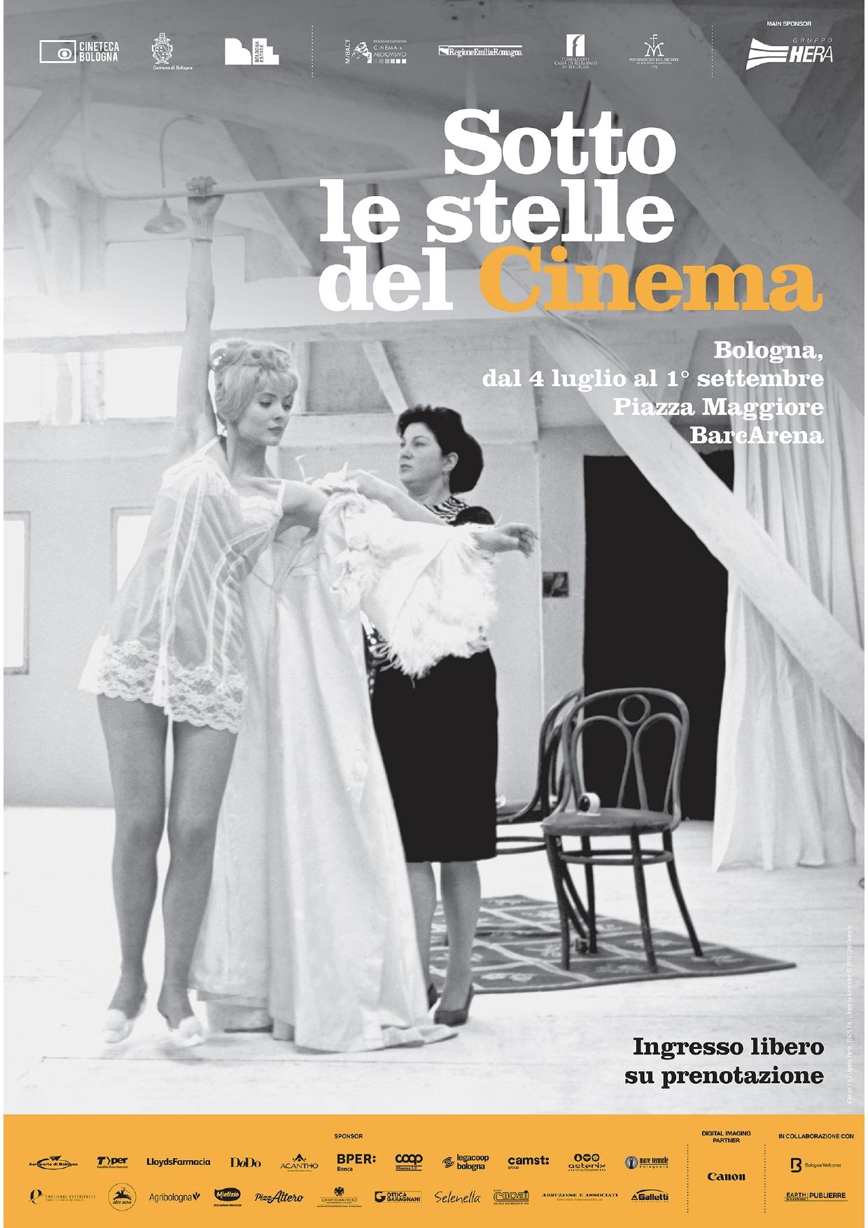 Cinema piazza bologna programma