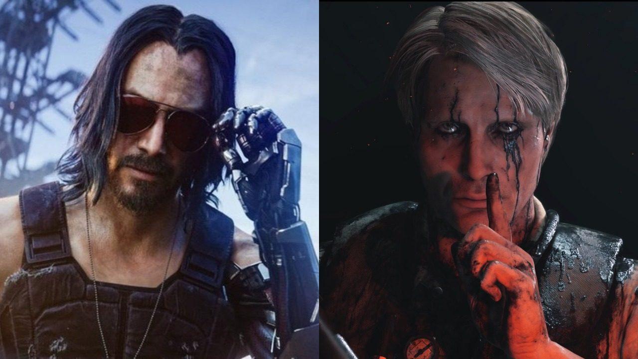 Due divi del cinema Hollywoodiano trasposti in un videogioco grazie alla motion capture