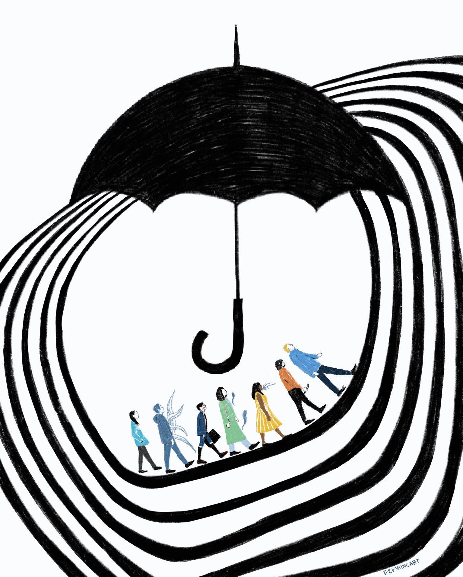 Sara Hailoua - The Umbrella Academy