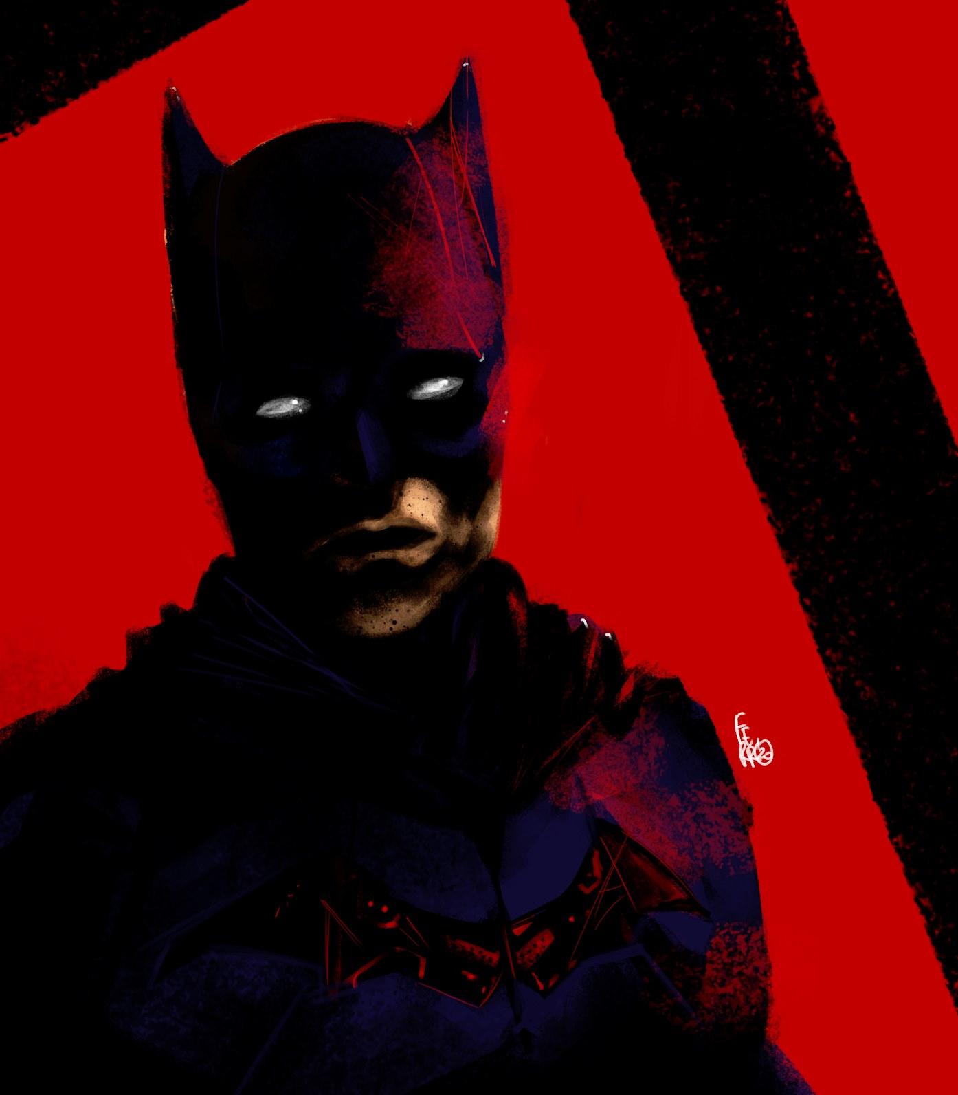 Riccardo Ferrari - The Batman (2020)