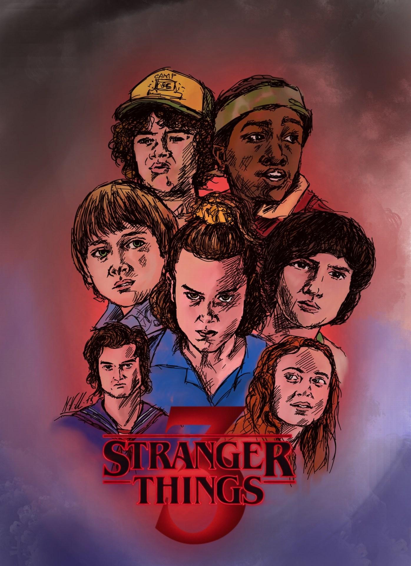 Nicolò Villani - Stranger Things 3 (2019)