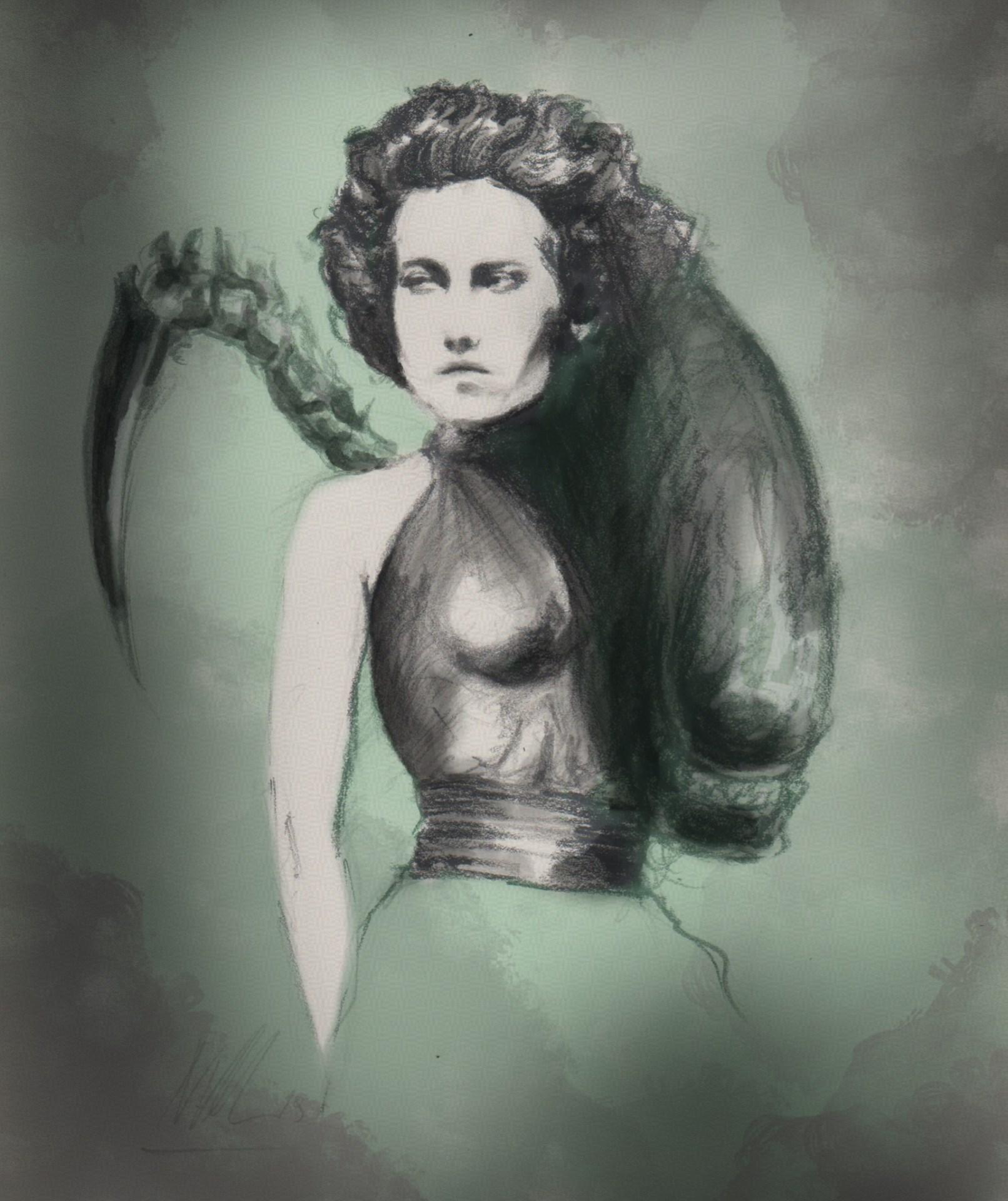 Nicolò Villani - Sigourney Weaver (2019)