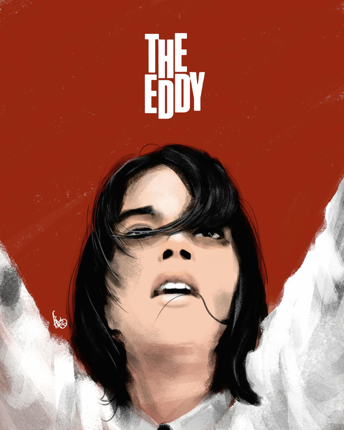 Riccardo Ferrari - The Eddy (2020)