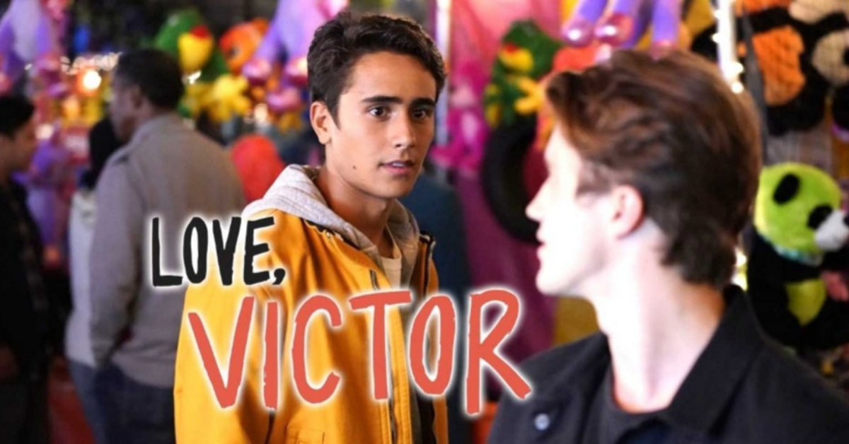 love-victor-disney