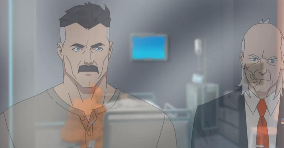 Invincible serie animata