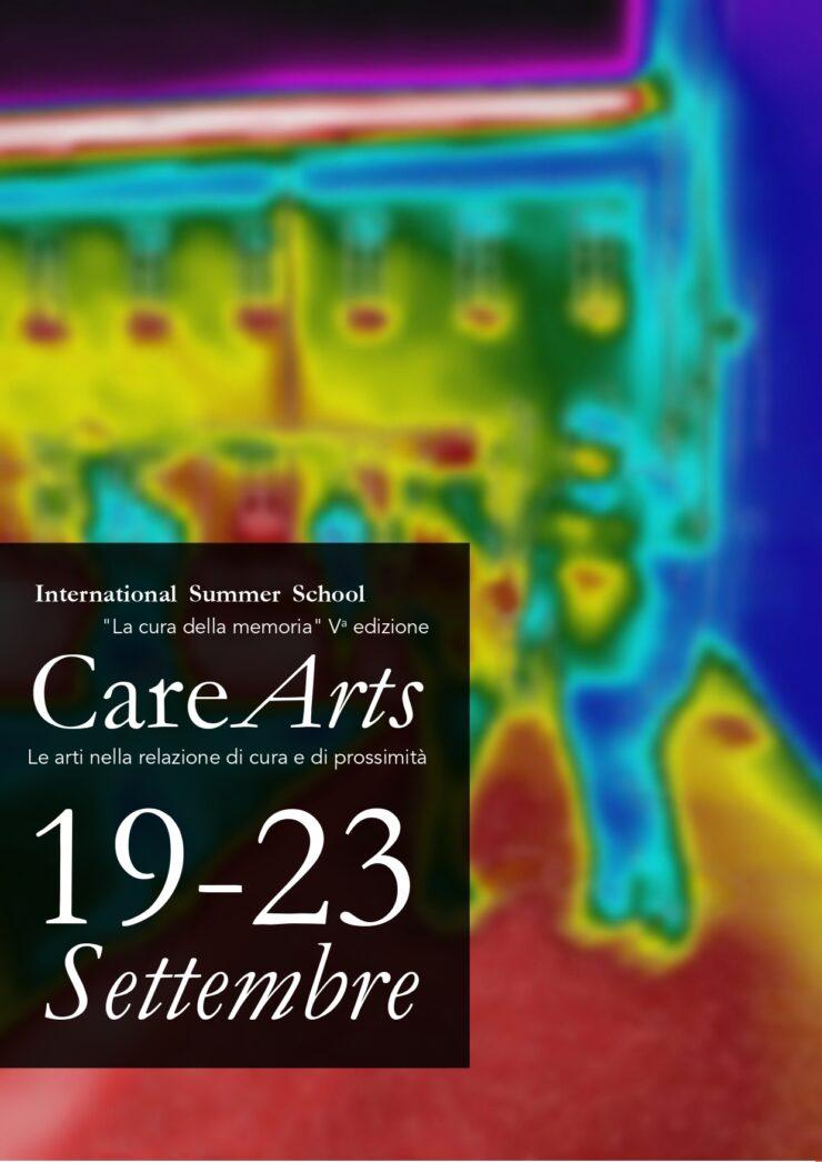 care arts summer school pavia